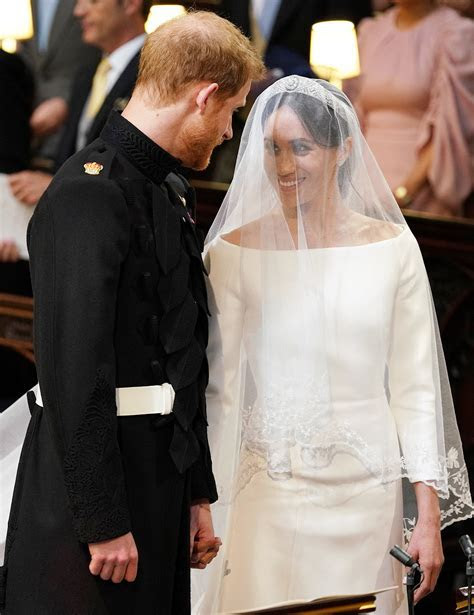 Royal Wedding 2018: Meghan Markle Wears a Givenchy Gown