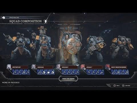 Space Hulk: Tactics First look