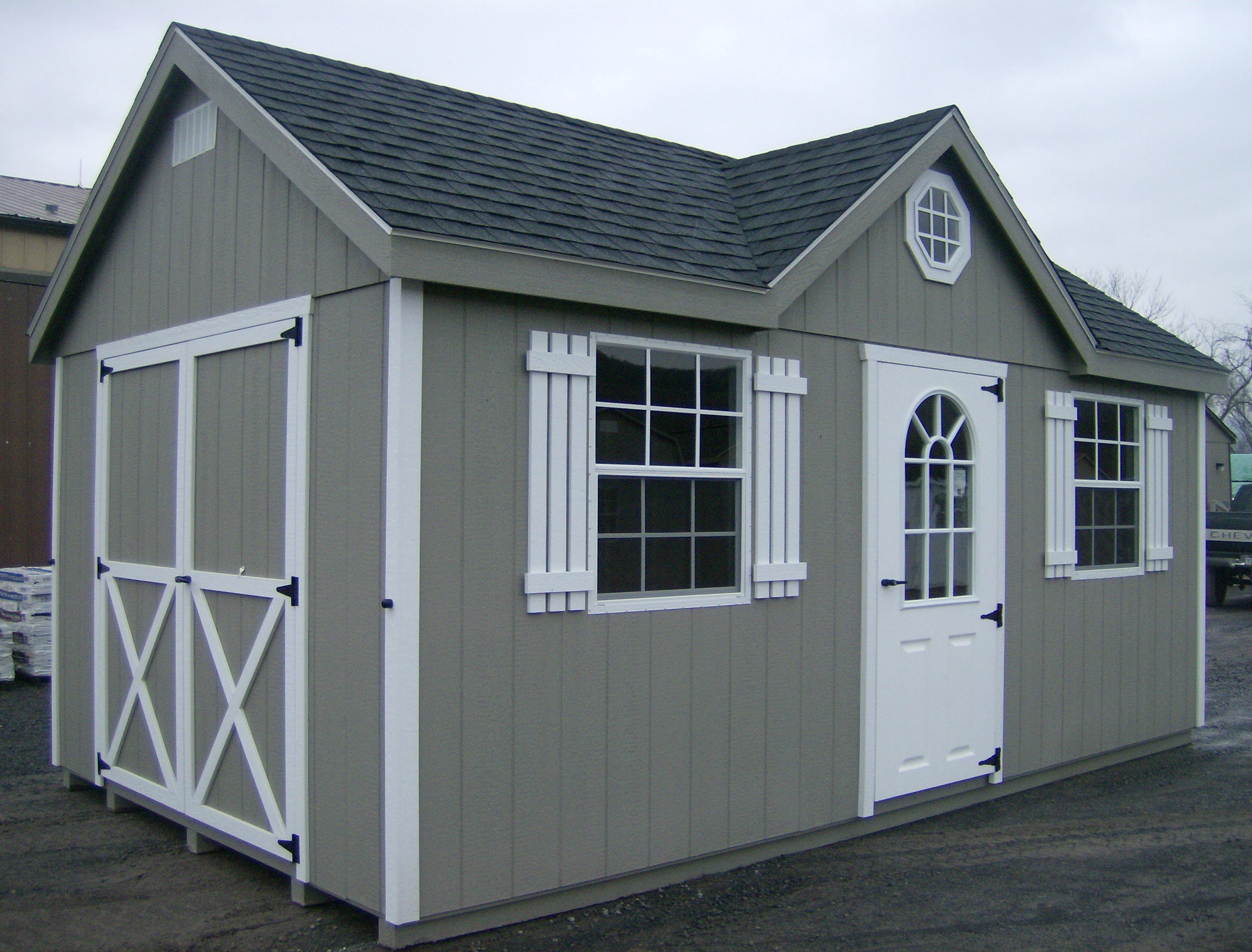 Lovely | Home Depot Roughneck Shed | Insured By Ross