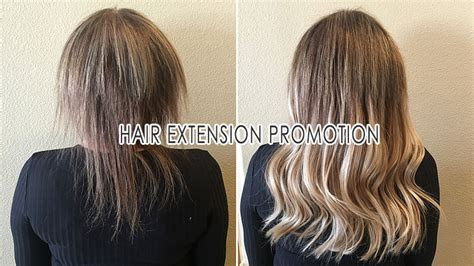 HAIR EXTENSION cost   Promotion of the Week   Richmond Hill