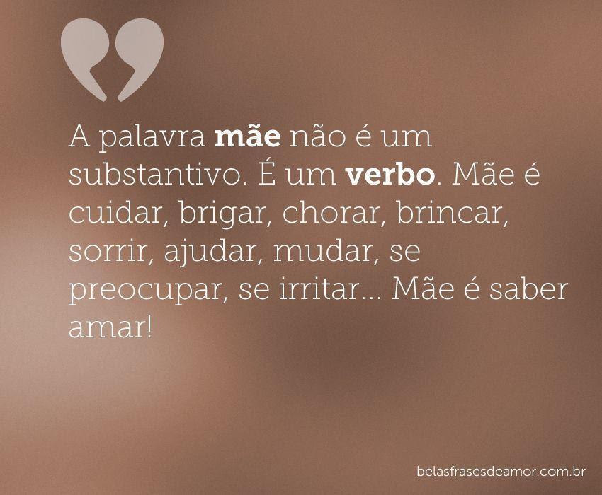 Frases Sobre El Mae Texto Para Namorado