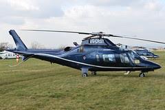 G-CRST - 1998 build Agusta A109E Power
