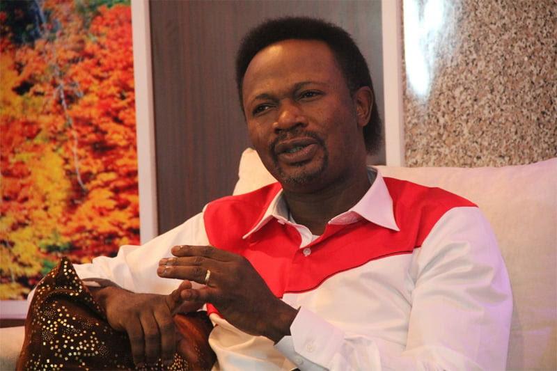 2018 prophecies: Prophet Iginla reveals what God told him about Buhari, Atiku, Fayose [VIDEO]