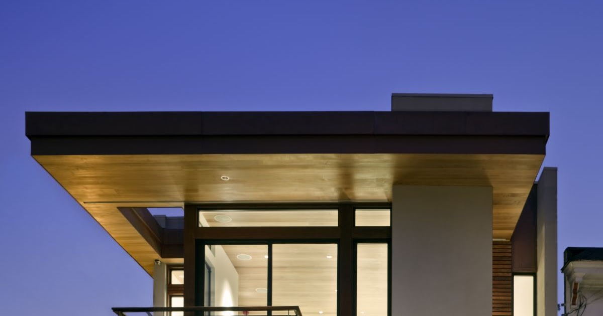 Bernal heights residence sb architects tecno haus - Limpressionnante residence bernal heights san francisco ...