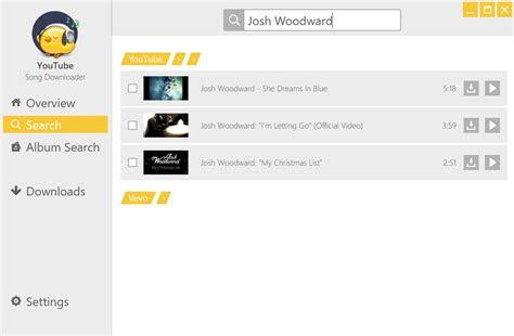 youtube song downloader alternatives  similar software