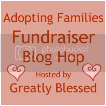 Greatly Blessed Adoption Fundraiser Blog Hop
