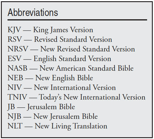 The Use And Abuse Of The Bible In The Immigration Debate Center