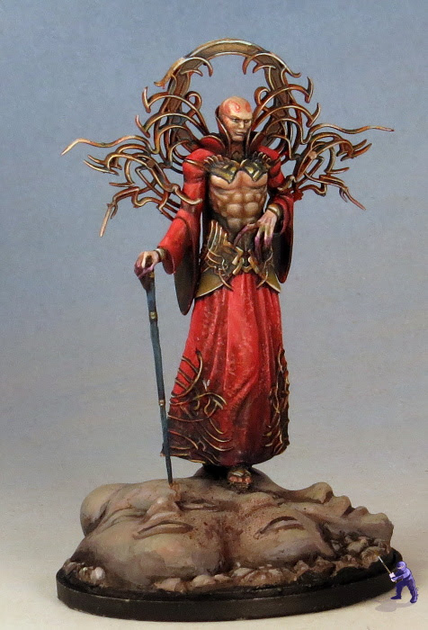 Kingdom Death Dragon Tyrant Nemesis