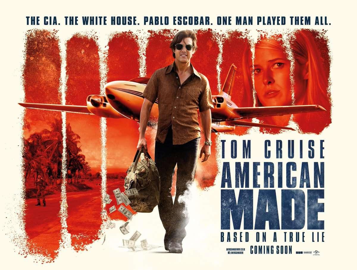 American Made Quad Poster Πόστερ