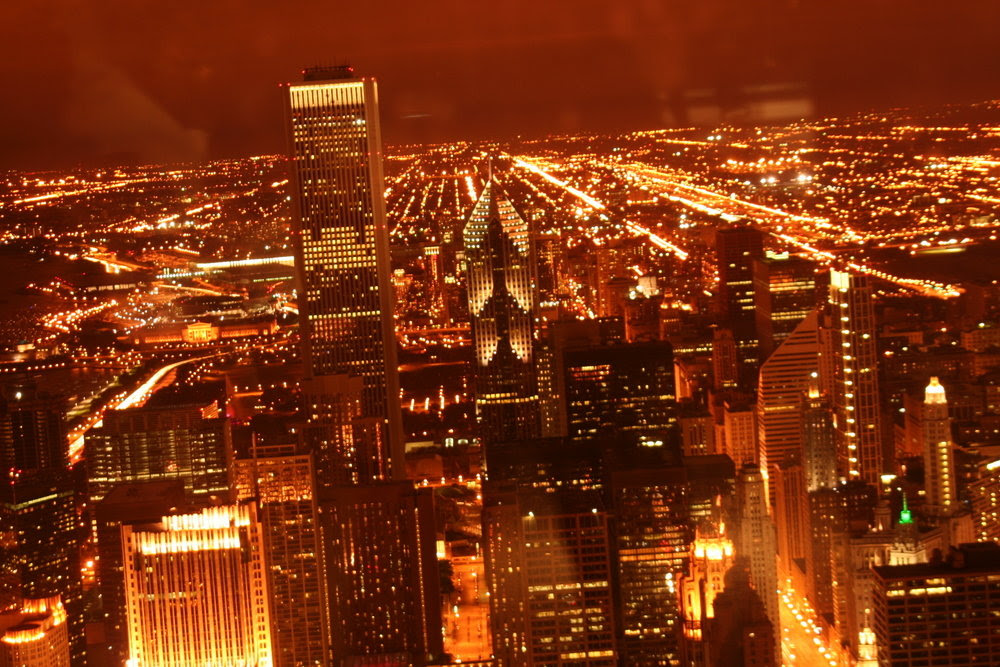 Chicago, IL : Night Chicago