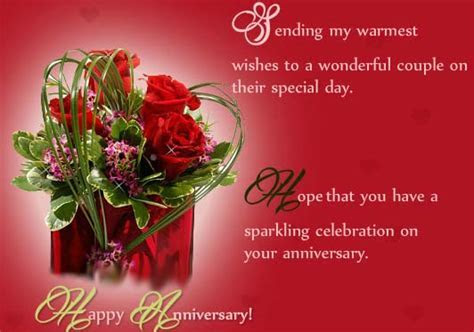 Have A Sparkling Anniversary. Free To a Couple eCards