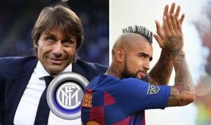 Arturo Vidal Has Officially Completed His Move From Barcelona To Inter
