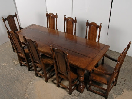 Gothic Dining Room Furniture