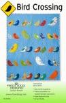 Bird Crossing quilt pattern