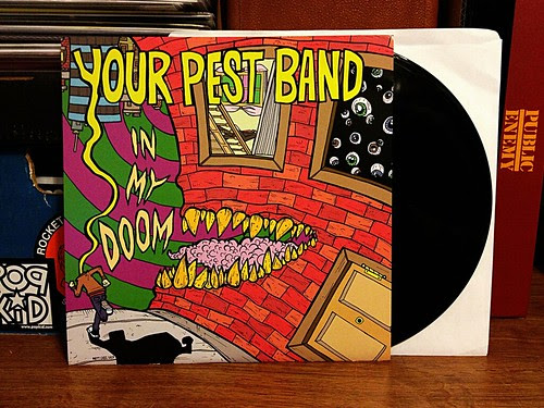 "Your Pest Band - In My Doom 10"" by Tim PopKid"