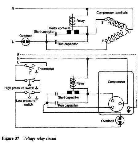Refrigerator Wiring Diagram Repair, Refrigerator Wiring Diagram