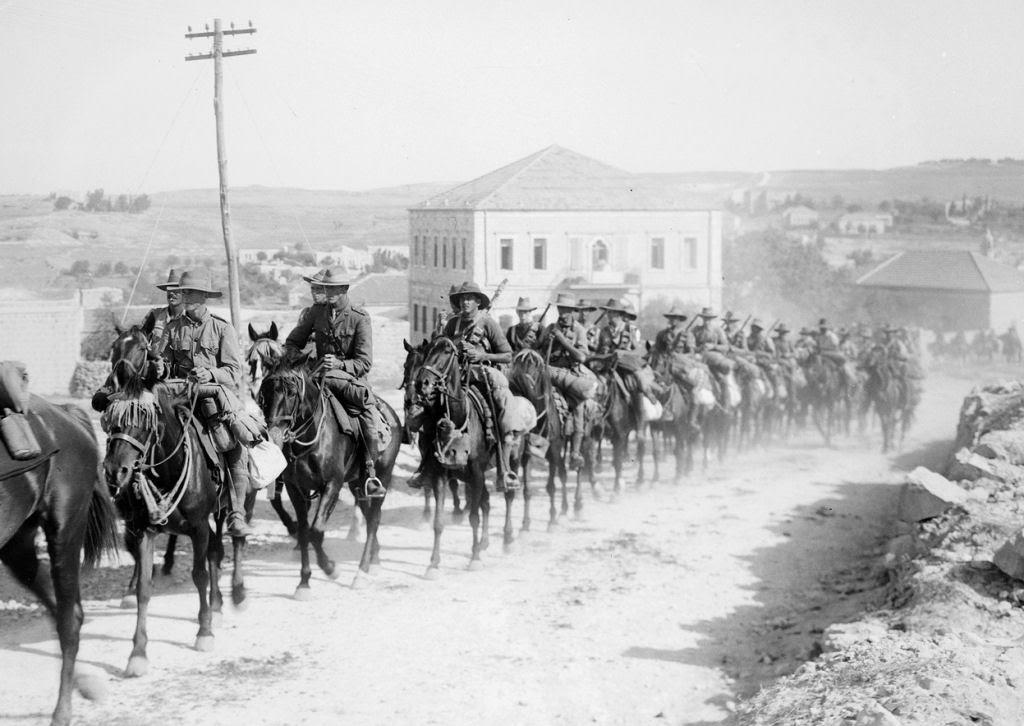 Os animais também lutaram na Primeira Guerra Mundial 41