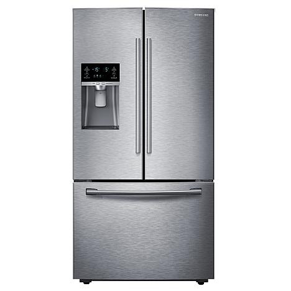 Samsung 28 cu.ft. French Door Refrigerator - Stainless Steel