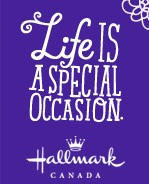 Life is a special occasion - Hallmark