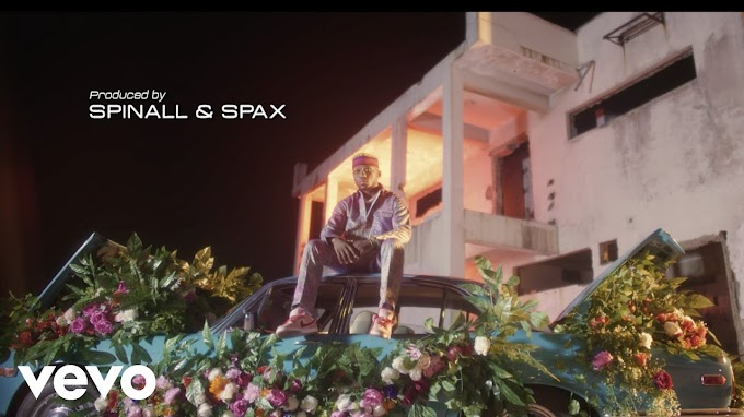 DJ Spinall delivers new video for 'Jabole' featuring Oxlade & Ycee