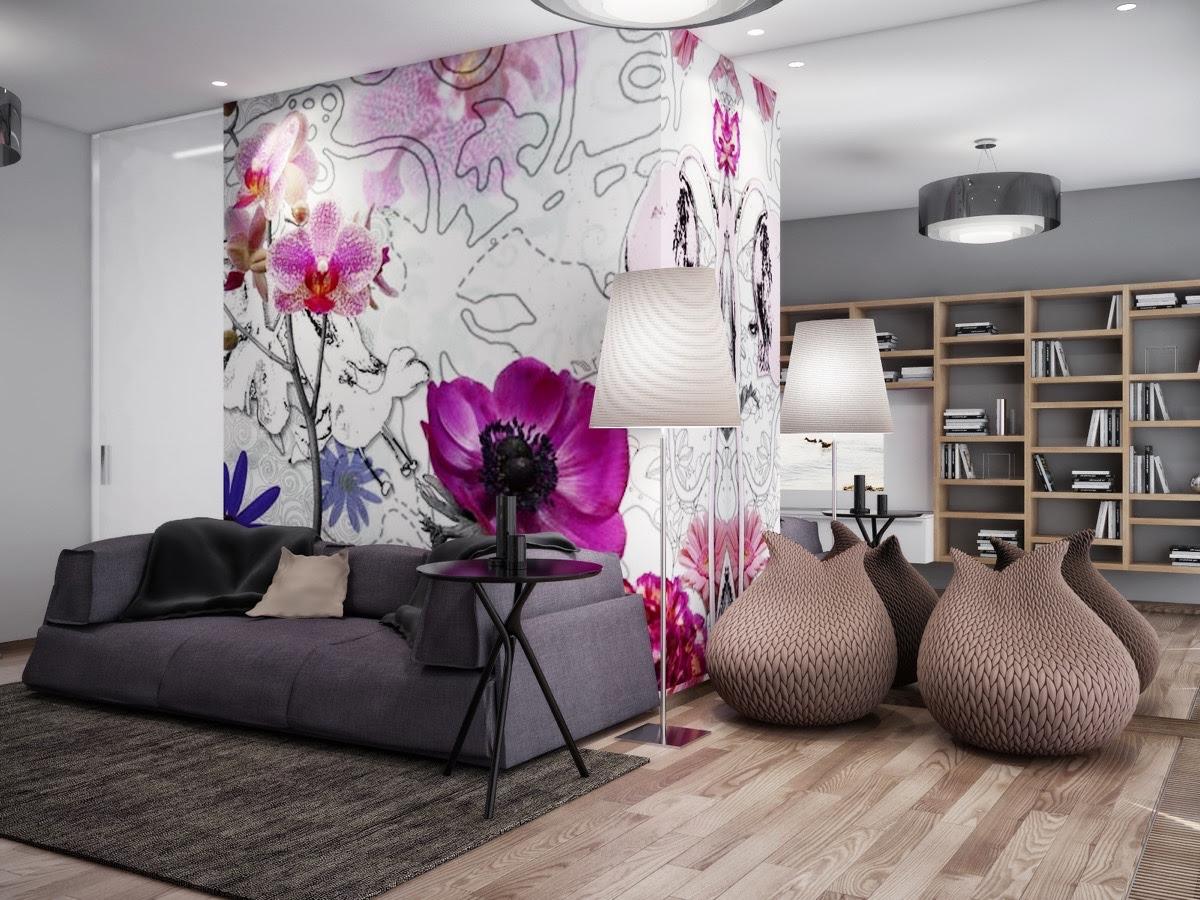 Modern Wall Decor for Living Room Ideas | Jeffsbakery ...