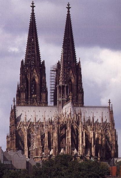 b80-Catedral de Colonia (comenzada en 1248)