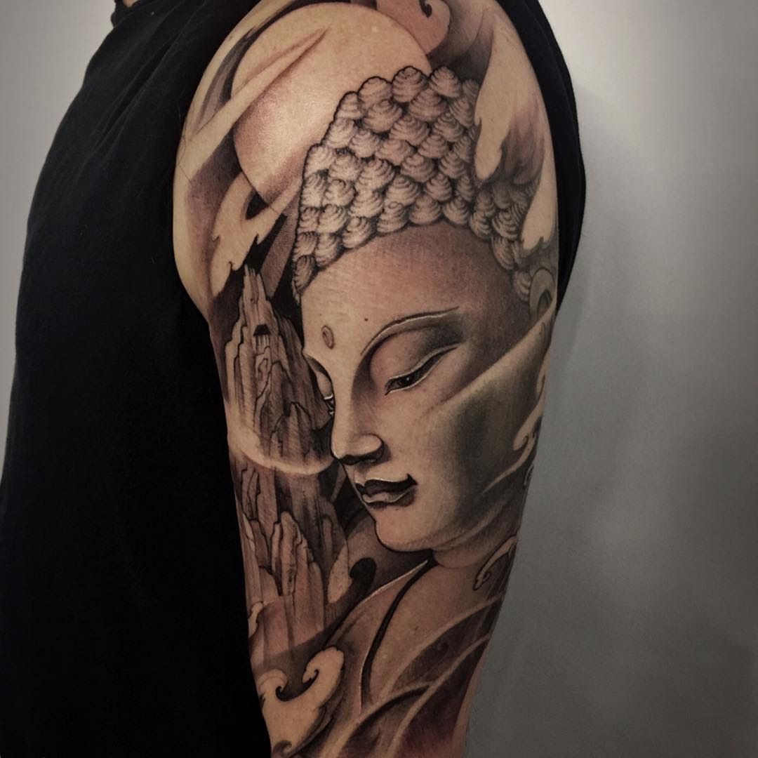 130+ Best Buddha Tattoo Designs & Meanings - Spiritual ...