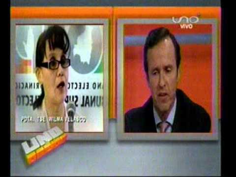 Tuto Quiroga y Tomasa Yarhui en Uno Decide (Parte 6)