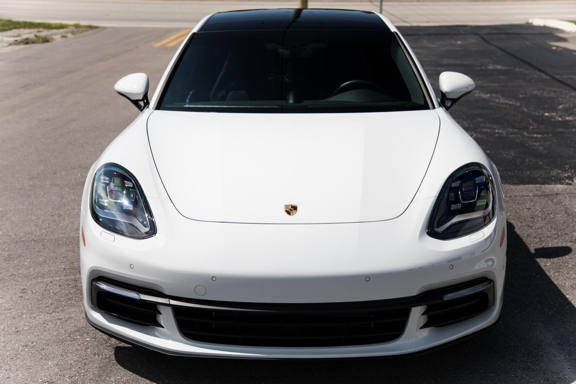 Used 2018 Porsche Panamera 4S For Sale ($89,900)   Marino Performance Motors Stock #134164