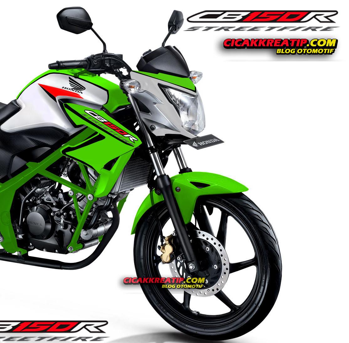 Honda CB 150R Modif CB 150R Ala Cicakkreatipcom Cicakkreatipcom
