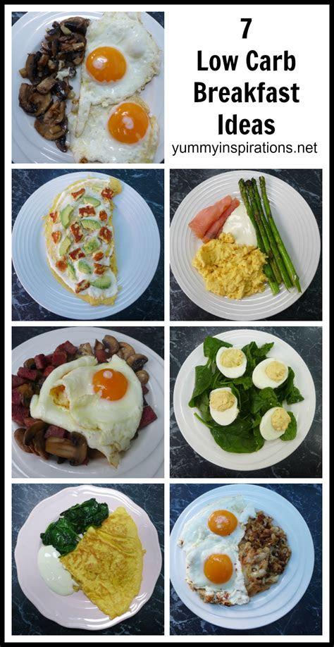 carb breakfast ideas  week  keto breakfast recipes