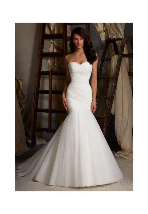Mori Lee 5108, $400 Size: 4   Used Wedding Dresses   5