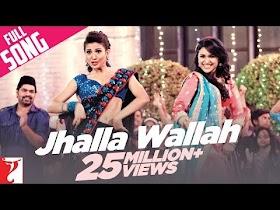 Jhalla Wahllah Lyrics - Ishqzaade   Shreya Ghoshal