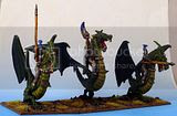 Elf Drakon riders
