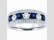 15 Best Ideas of Sapphire Wedding Rings For Women
