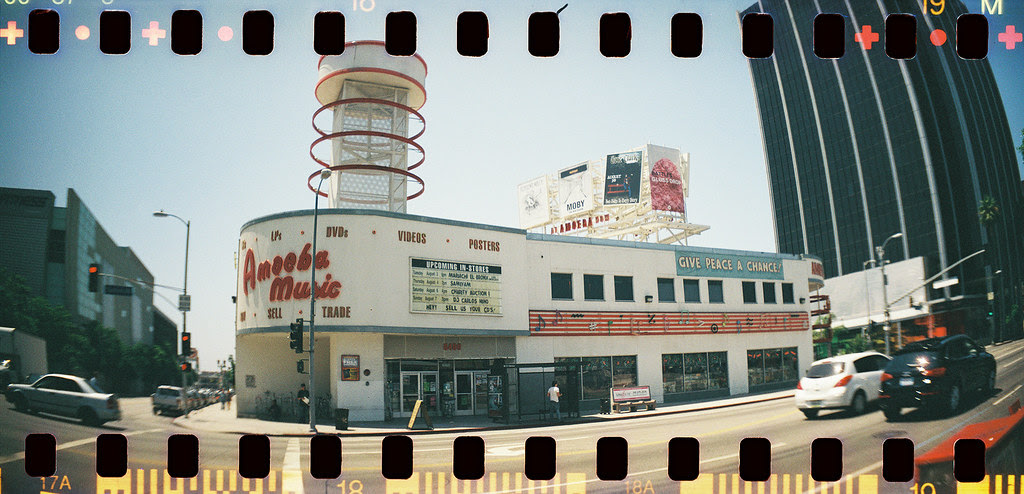Sunset Kia Venice >> Victoria the Germ: Los Angeles Highlights Part 4 - Amoeba ...