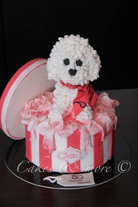 Poodle Cake Cake Ideas and Designs