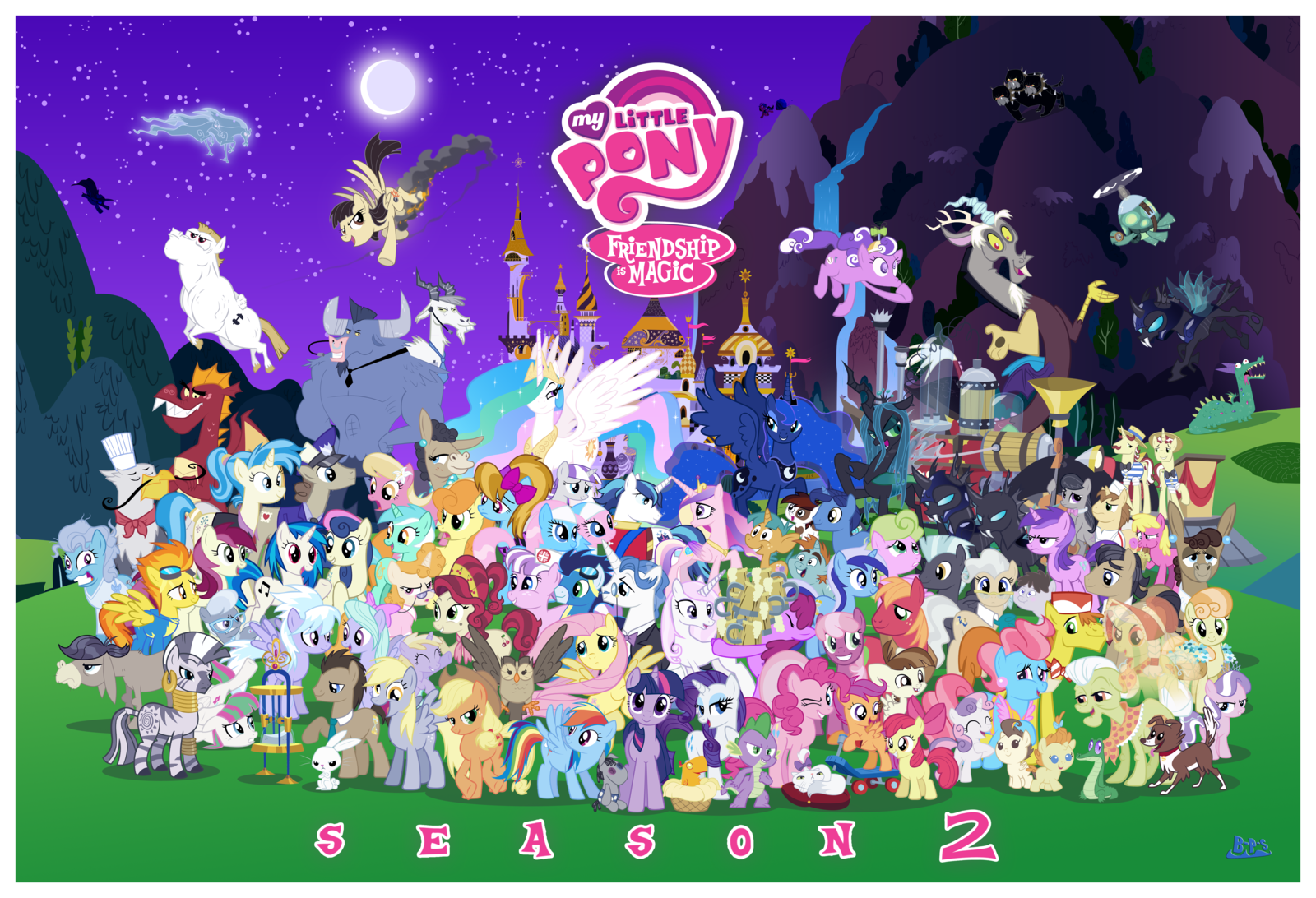 Freakin Awesome Network My Little Pony Friendship Is Magic