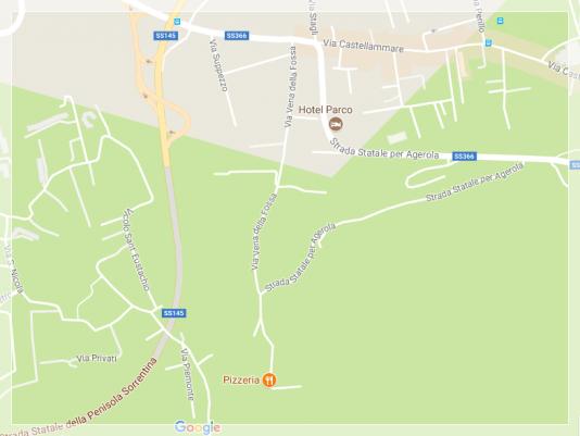 << Cliccare sulla mappa per  visionare come raggiungerci >>
