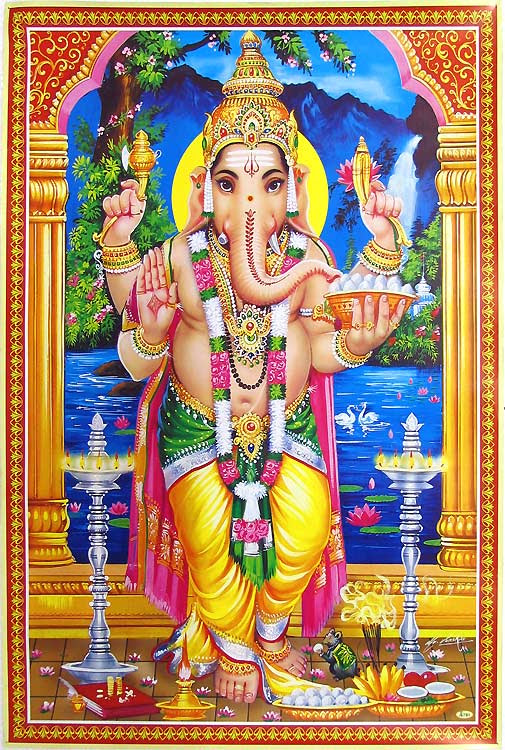 List of 32 forms of Ganesha by Brahmanda Guruji Shri Narendra Babu Sharmaji
