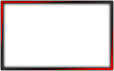 Webcam overlay border