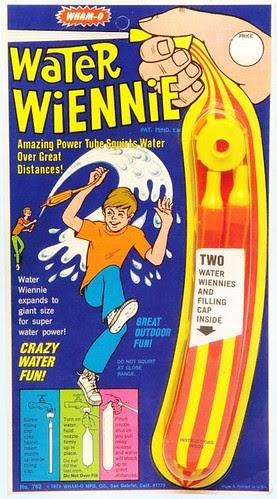 water wiennie