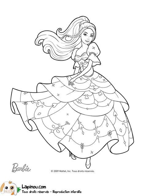 Corinne Qui Danse Coloriages à Imprimer Pour Les Enfants Sur Lapinou