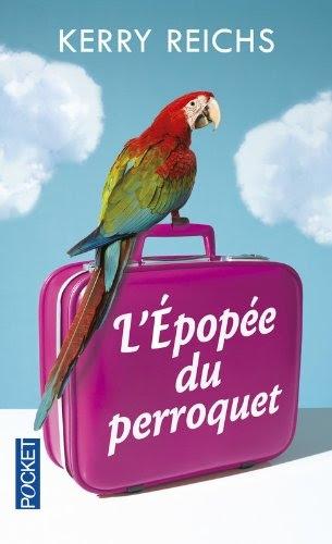 Couverture L'épopée du perroquet