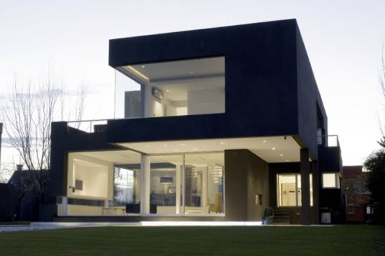 30 Contemporary Home Exterior Design Ideas – The WoW Style
