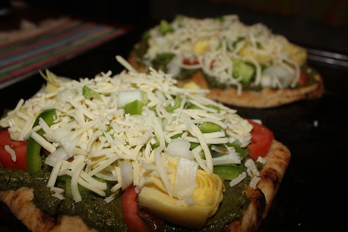 Pesto Pizza 006