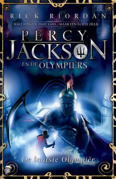Percy Jackson - en de Olympiers / De laatste Olympiër