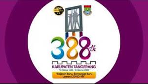 HUT Kabupaten Tangerang Ke 388th