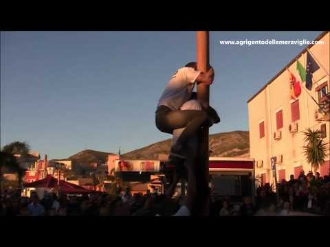 Festa di San Giuseppe a Siculiana: lu jocu di la 'ntinna