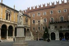 Piazza dei Signori, Verona, Italy